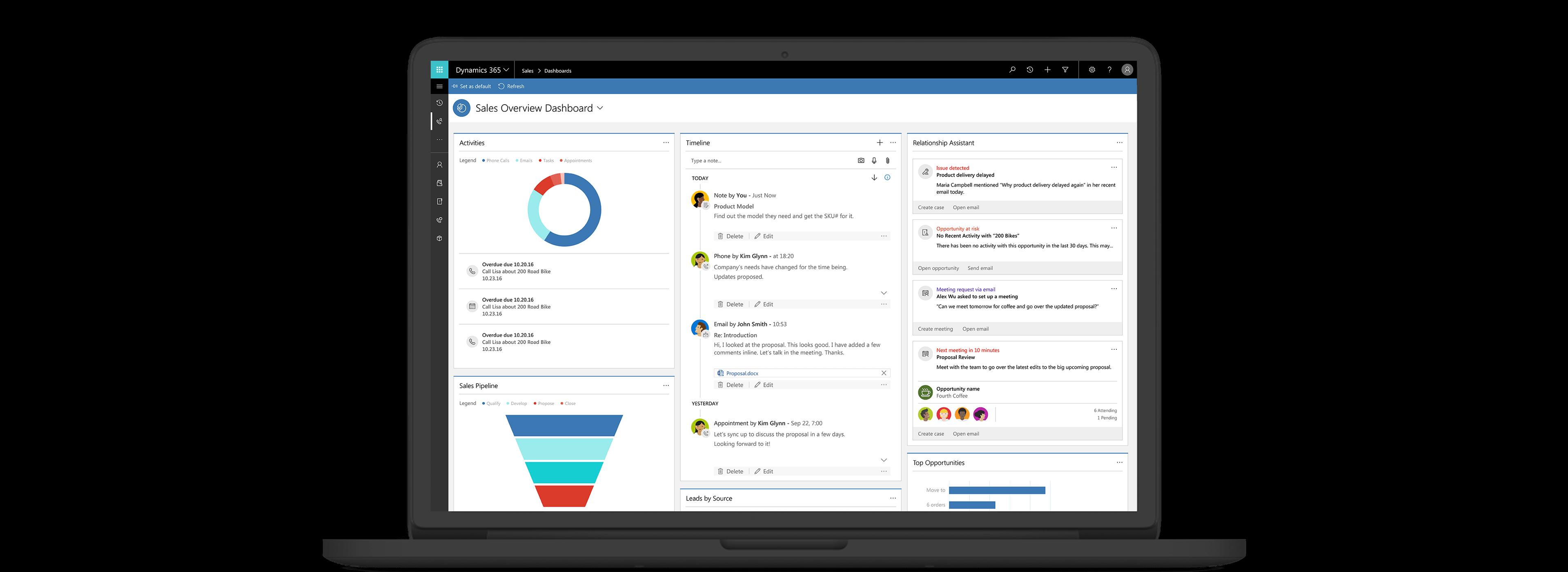 Microsoft Dynamics 365 | NaviWorld